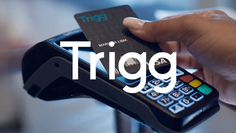 Trigg point of sale payment.